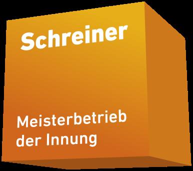 Wir sind als Meisterbetrieb Mitglied der Schreinerinnung Bayern.