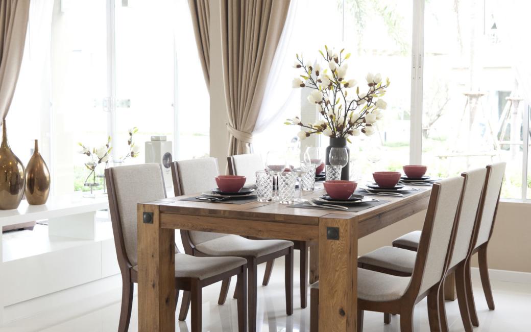 Klassischer Wohnstil - So geht's: Holzart, Farben, Möbelstücke, Pflanzen