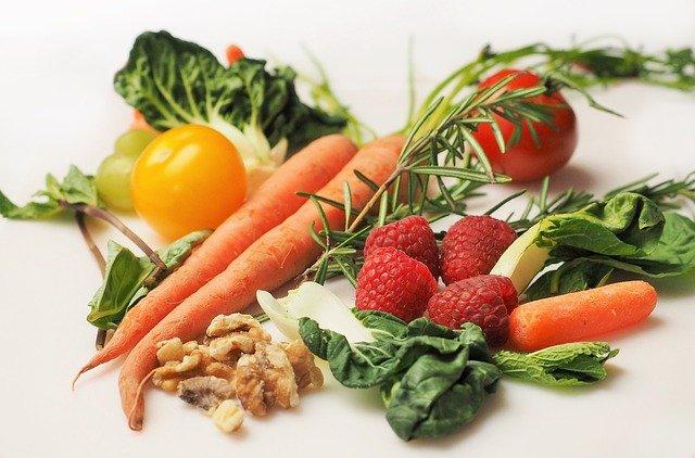 Gesunde Ernährung stärkt das Immunsystem